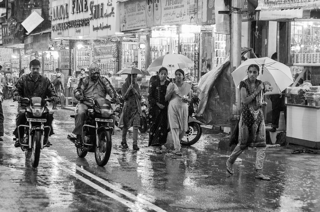 IMD Predicts Rainfall in Hyderabad in next 24 hours